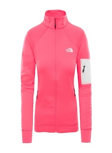 The North Face Impendor Powerdry Kadın Mont Pembe Pembe